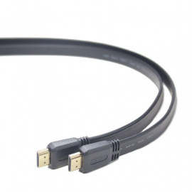 Kabel HDMI płaski H.Speed 1m Gembird
