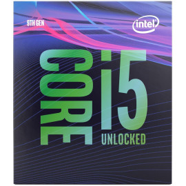 Procesor Intel Core I5-9600K (9MB Cache, 4.60 GHz)