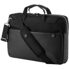 Torba HP Pavilion Accent Briefcase do notebooka 15.6&quot, (czarno-srebrna)