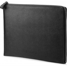 Etui HP Spectre Split Leather do notebooka 13.3&quot, (czarno-srebrne)