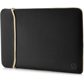 Etui HP Reversible do notebooka 15.6&quot, (czarno-złote)