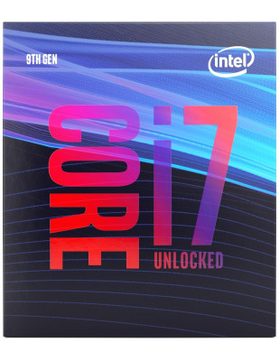 Procesor Intel Core I7-9700K (12MB Cache, 4.90 GHz)
