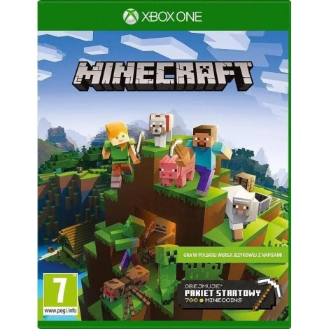 Gra Xbox One Minecraft Starter