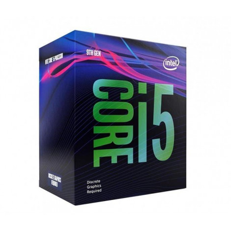 Procesor Intel Core i5-9400F (9M Cache, up to 4.10 GHz)