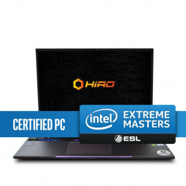 Laptop Intel Extreme Masters 2019 HIRO 700-H77 15,6""