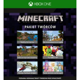 Gra Xbox One Minecraft Master Collection