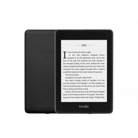 Czytnik e-book Amazon Kindle Paperwhite 4 32GB Waterproof z reklamami (czarny)