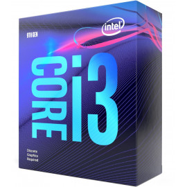 Procesor Intel Core i3-9100F (6M Cache, 3.60 GHz, up to 4.20 GHz)