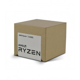 Procesor Ryzen 3 2200G Quad Core RX Vega (4M Cache, 3.5 GHz, up to 3.7 GHz)