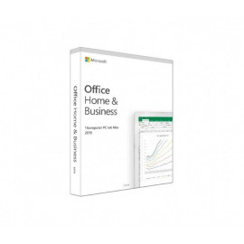 Microsoft Office Home &amp, Business 2019 PL Win/Mac 32/64bit Box