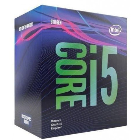 Procesor Intel&reg, Core&trade, I5-9500F (9M Cache, up to 4.40 GHz)