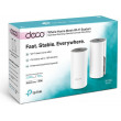 Deco E4 domowy system Wi-Fi (2-pack)