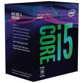 Procesor Intel&reg, Core&trade, i5 8400 (9M Cache, up to 4.00 GHz) Tray