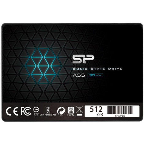 Dysk SSD Silicon Power A55 512GB