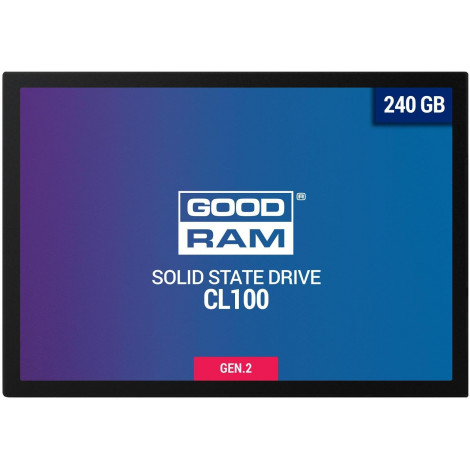 Dysk SSD Goodram CL100 240GB G2