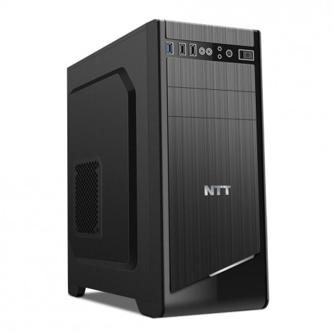 Komputer biurowy NTT Office Basic - Ryzen 3 3200GE, 8GB RAM, 1TB HDD, 240GB SSD, WIFI, DVD, W10 Home