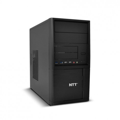 Komputer biurowy NTT Office Basic - Ryzen 5 3400G, 8GB RAM, 1TB HDD, 240GB SSD, WIFI, DVD, W10 Home