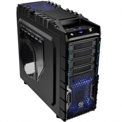 Thermaltake OVERSEER RX-I / OKNO / HDD DOCK / ATX