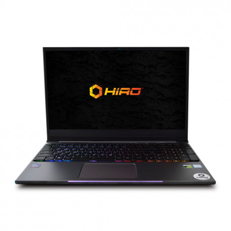 "LAPTOP DO GIER HIRO 700i7 15,6"" - i7-8750H, GTX 1060 6GB, 16GB RAM, 512GB SSD"