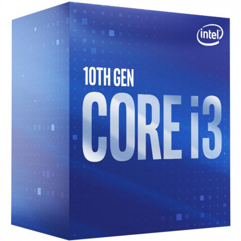 Procesor Intel&reg, Core&trade, i3-10100F (6M Cache, up to 4.30 GHz)