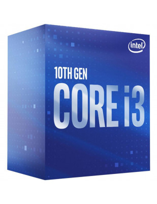 Procesor Intel Core i3-10100F (6M Cache, up to 4.30 GHz)