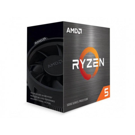 Procesor AMD Ryzen 5 5600X (32M Cache, up to 4,6 GHz)