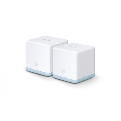 Mercusys Halo S12 domowy system Wi-Fi Mesh AC1200 (3-pack)
