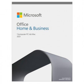 Microsoft Office Home &amp, Business 2021 PL Win/Mac