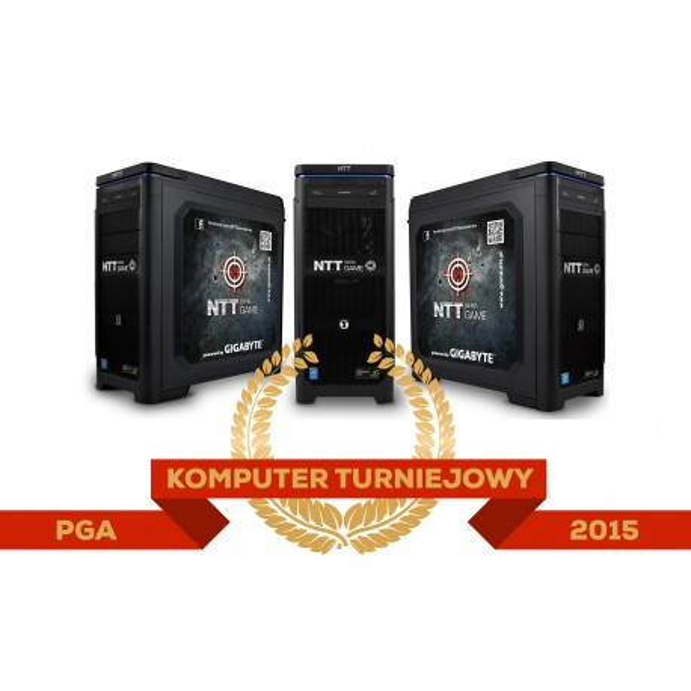 NTT Game W 988G-PR03 i5-4460 /H97 /8GB /1TB /DVD-RW /GTX960-2GB /600W /W8.1