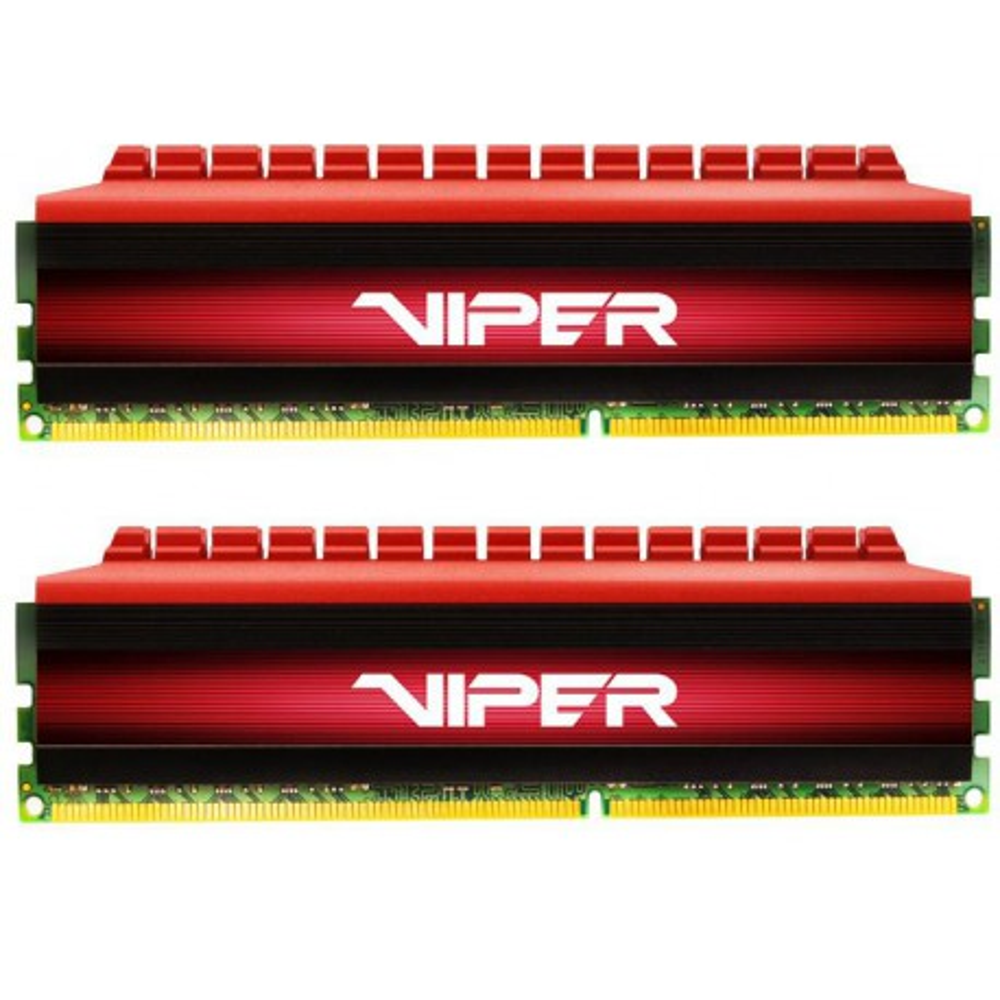 DIMM | 8GB (2x4GB) | DDR4 | 2400 Mhz | VIPER 4 | CL15 | XMP2 / PATRIOT