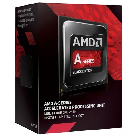 AMD APU A6-7400K | 3.50 GHz | FM2+ [1M CACHE] BE | BOX