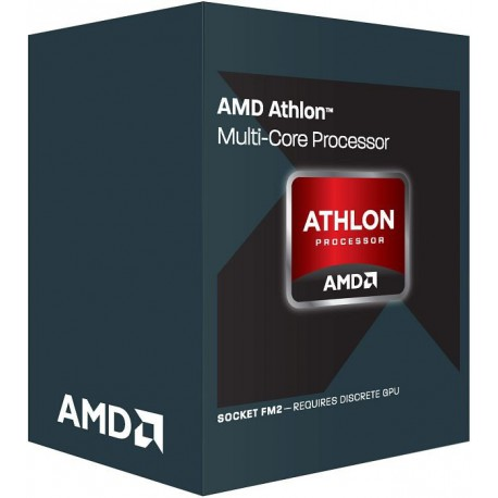 AMD Athlon X4 840 | 3.10 GHz | FM2+ [4M CACHE] BOX