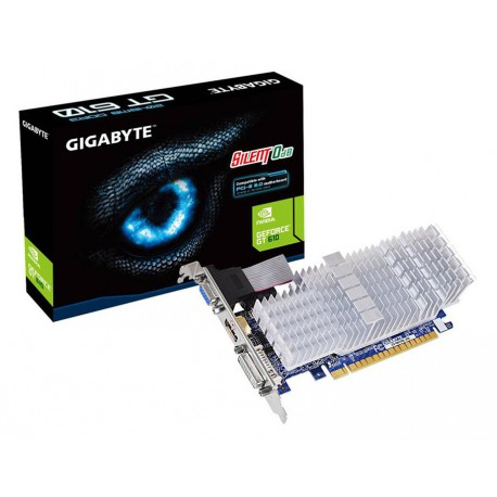 GIGABYTE GeForce GT 610 | 2GB | DDR3 | 64 bit | DVI/HDMI/D-Sub