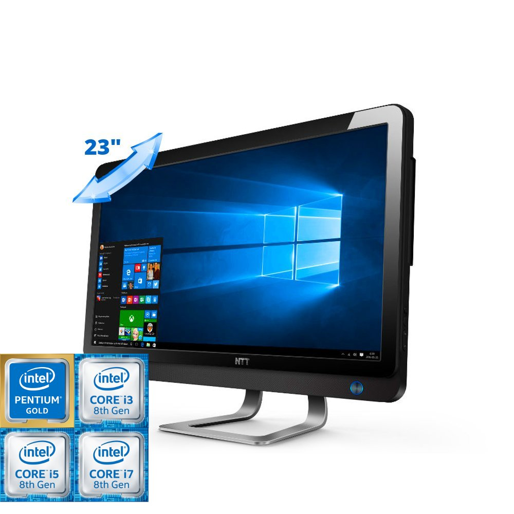 Komputer NTT All in One WIBL3023 (Pentium G5400/i3-8100/i5-8400/i7-8700)